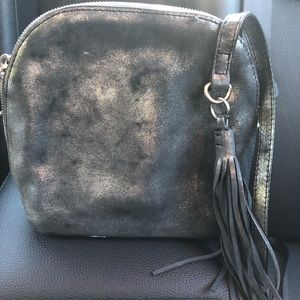 Hobo Nash Crossbody in Smoke